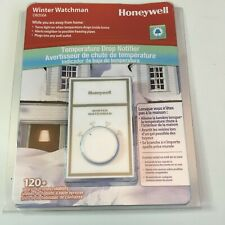 Honeywell Winter Watchman Low Temperature Drop Signal Cw200A Plug into Outlet