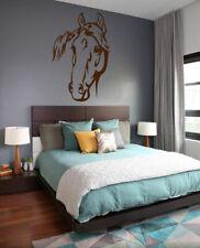 ik683 Wall Decal Sticker horse mustang decal farm house animal decor art