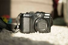 Canon Powershot G11 digital camera - including 2GB SD card and battery charger