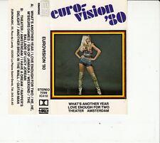 K 7 AUDIO (TAPE) EUROVISION 80'