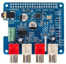 Fe-Pi Raspberry Pi 2 3 B+ Audio Sound Card Module I2S I2C SPI UART GPIO