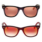 Ray Ban Original Wayfarer Flash Sunglasses RB2140F - Choose color