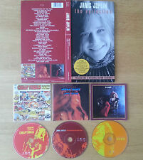 Janis Joplin - The Collection (3 CD Box Set 2004 includes 3 Original Albums).