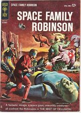 Space Family Robinson no. 5 with art by Dan Spiegle
