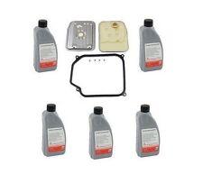 VW Beetle Golf Jetta 5 Liters Auto Transmission Fluid+Auto Trans Filter Kit