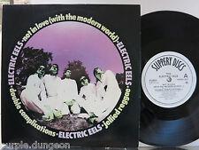 """ELECTRIC EELS - NOT IN LOVE 10"""" VINYL   XPRESS 3410"""