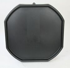Large Plastic Builders MIXING TRAY for Cement Mortar Sand Plastering Spot Black