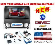 2014 CHEVY/ GMC TRUCK DOUBLE 2 DIN CAR STEREO RADIO INSTALLATION DASH KIT