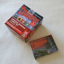 Unstoppable Cards Thunderbirds Series 2 Trading Card Base Set