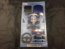 New- XMODS Evolution 2006 Ford Mustang GT Blue Body Kit Part Hot Rod RC Car