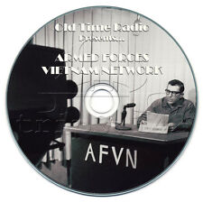 Armed Forces Vietnam Network (AFVN) War / History Old Time Radio (OTR) (mp3 CD)