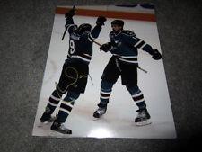 San Jose Sharks NHL Original Autographed Items