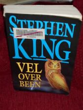 Vel Over Been Bag of Bones by Stephen King Dutch German Paperback Adult Book