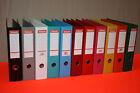 Classeur Esselte en plastique Format A4 Dos 75 mm 2 anneaux choix de 7 couleurs