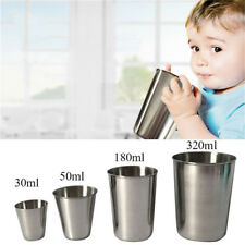 Stainless Steel Cup Mug Drinking Coffee Beer Tumbler Camping Travel Picnic Tools