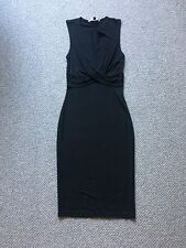 DVF Black Dress UK12 US8