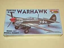 Curtiss P-40N WARHAWK~1/72~Hasegawa~USA~#1115~New Sealed with torn seal
