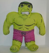 RARE THE INCREDIBLE HULK MARVEL POWER PALS BUDDIES TONKA AVENGERS WWF