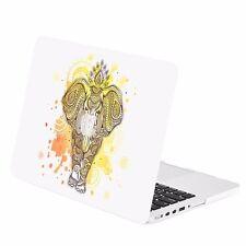 "Mehndi Elephant Rubberized Hard Case for MacBook Pro 15"" w./ Retina Model A1398"