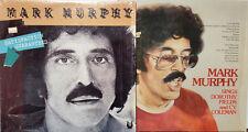 Mark Murphy Lot of 2 Vinyl Record LPs (VG+)