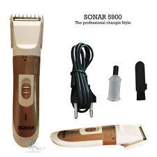 Taglia Capelli Rasoio elettrico regola Barba Basette Ricaricabile Sonar 5900