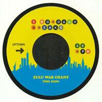 "Time Zone Betty Wright Zulu War Chant  Clean Up Woman vinyl 7"" 5 Borough Breaks"