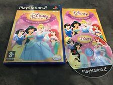 PS2 : disney princesse un voyage enchanté