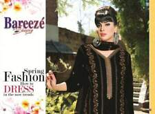 Bareeze Lawn Cotton Embroidered Unstitched Pakistani Indian ladies suit