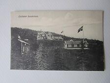 fjeldseter sanatorium / eneberettiget 1908 werners kunstverlag