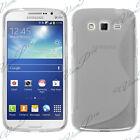 Funda carcasa de silicona gel para Samsung Galaxy Grand II 2 g7105 Dual Sim LTE