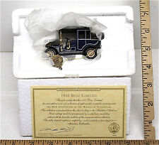Vintage Matchbox 1910 Benx Limited 1:43 Replica 40th Anniv Die Cast Car #YMS02