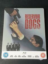 Reservoir Dogs - Quentin Tarantino - Zavvi Exclusive UK Steelbook - New, Sealed