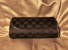 Rare Vintage Gucci Clutch Purse With Sterling Silver Plated