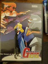 Mobile Suit Gundam dvd vol 3. The Threat Of Zeon, English Dub
