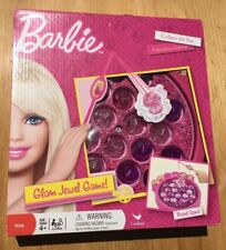 Barbie Glam Jewel Game | NEW in box | Board Spins