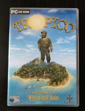 Tropico - A Caribbean Island where you rule - PC/CD-ROM - Original Booklet