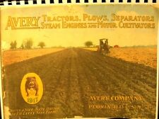 1917 Avery Sales Manual for the Bull Dog Line All Equipment   Illustrated