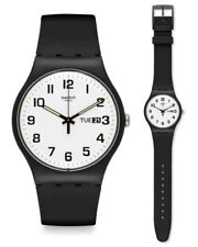 Swatch originales Suob705 Twice Again reloj