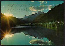 AA1217 Belluno - Provincia - Auronzo di Cadore - Tramonto