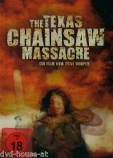 DVD * THE TEXAS CHAINSAW MASSACRE * TOTAL UNCUT / FSK18 * NEU & OVP * LIMITED *