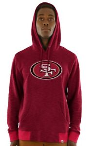 "San Francisco 49ers Majestic NFL ""Gameday 2"" Men's Pullover Hooded Sweatshirt"