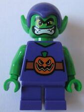 LEGO - Super Heroes - Green Goblin - Mini Figure - Short Legs