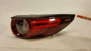 2017-2019 MAZDA CX-5 CX5 TAIL LIGHT PASSENGER RIGHT SIDE LED OEM CHIPPED CORNER!
