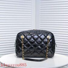 Women's Genuine Leather Vintage Handbag Crossbody Messenger Bag Tote ShoulderBag