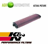 NEW K&N PERFORMANCE AIR FILTER HIGH-FLOW AIR ELEMENT GENUINE OE QUALITY E-2657