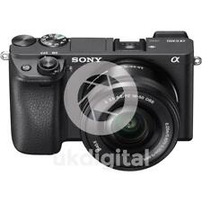 Sony Alpha A6300 Mirrorless Digital Camera With 16-50mm Lens
