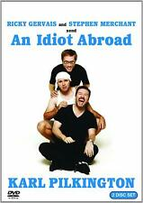An Idiot Abroad - Series 1 - Complete (DVD, 2010, 2-Disc Set)