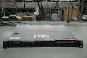 Dell R210 II Riverbed SteelHead  Server E31220 3.10GHz 8GB (2X4GB)
