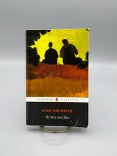 Of Mice and Men by John Steinbeck (Penguin Books Paperback • 1994)