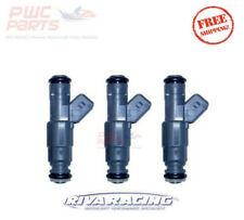 3x SeaDoo 4-TEC 215/255/260 50lb. RIVA BOSCH Pro-Series Fuel Injector 013US525-3